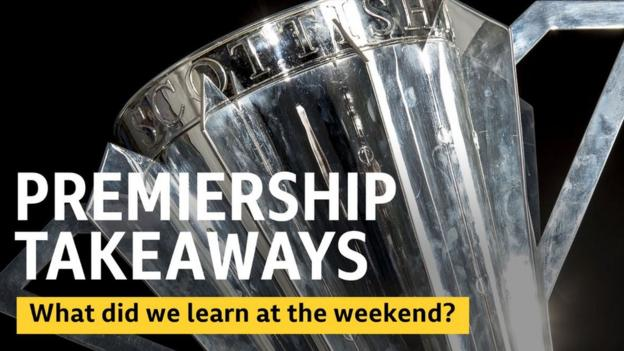 Scottish Premiership: What did we learn from the weekend's games?