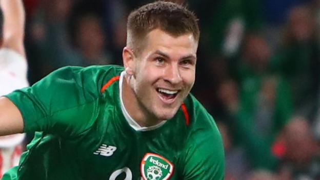 McCarthy hails Collins as Republic of Ireland beat Bulgaria