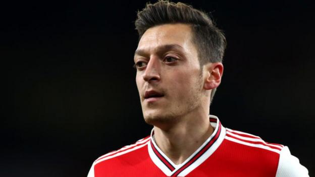 'I'll decide when I go, not other people' - Ozil vows to see out Arsenal contract