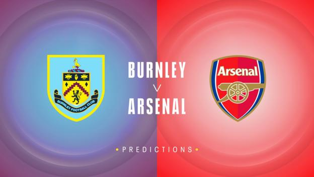 Burnley v Arsenal