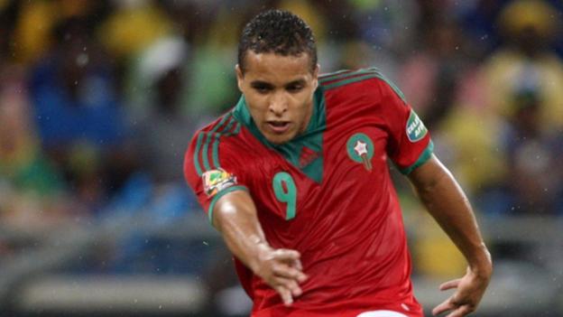 Youssef El Arabi.