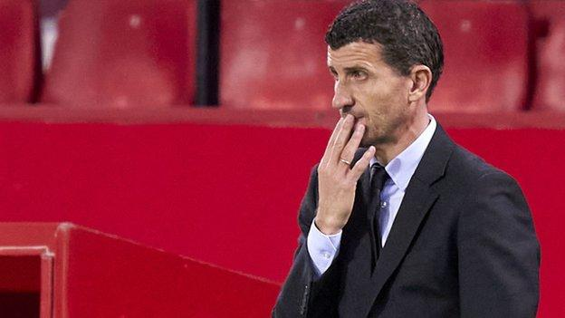 Javi Gracia: Valencia sack manager after poor results thumbnail