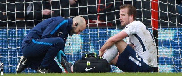 Lëndimi i Harry Kane hendikep për Tottenhamin dhe Anglinë