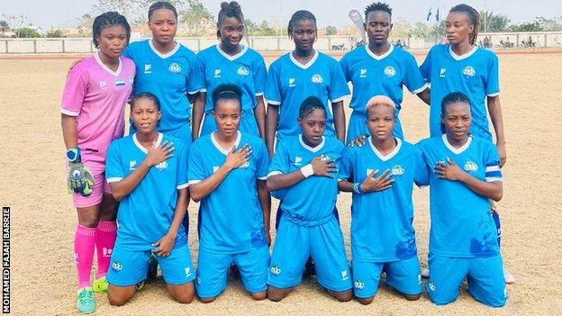 Sierra Leone women's national football team
