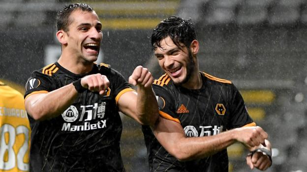 Braga 3-3 Wolves: Premier league side progress after thrilling draw thumbnail