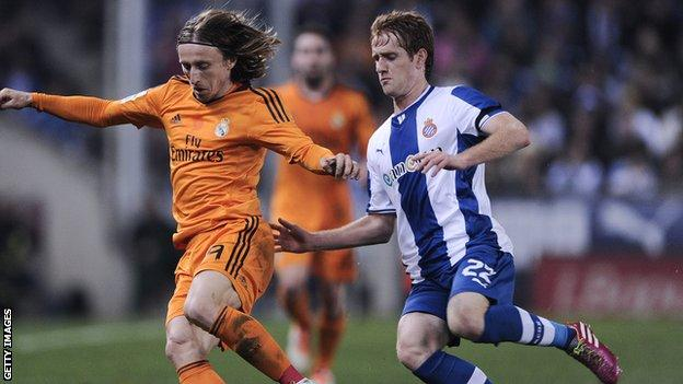 Alex Fernandez Luka Modric