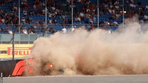 Hartley crash