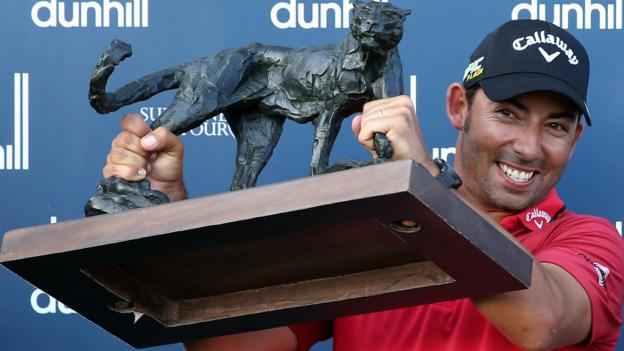 Pablo Larrazabal wins Alfred Dunhill despite final day scare thumbnail