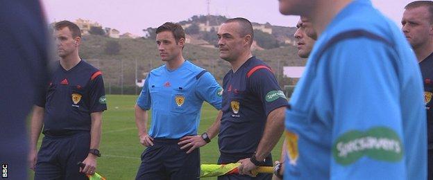 Scottish referees