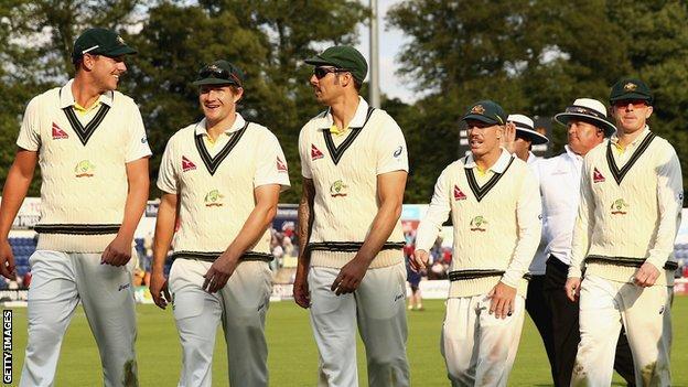 Australia Test cricket team