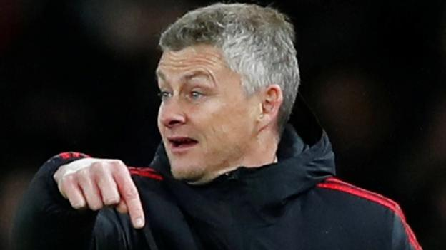 Man Utd loss to Arsenal 'lowest' moment, says Ole Gunnar Solskjaer thumbnail