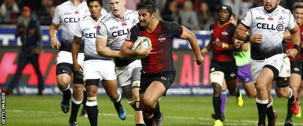 Lionel Cronje of the Southern Kings