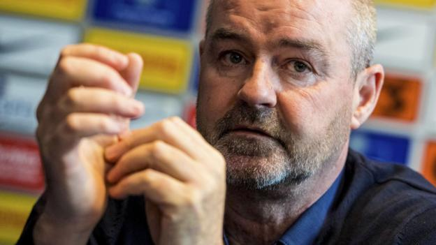 Scotland: Kilmarnock boss Steve Clarke not contacted over manager's job thumbnail