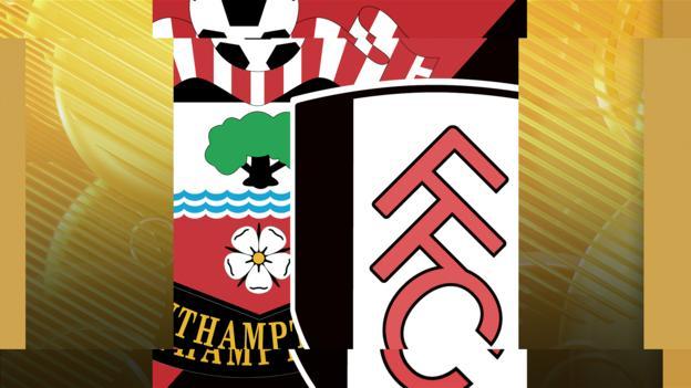 Southampton v Fulham