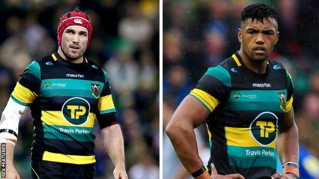 Christian Day and Luther Burrell