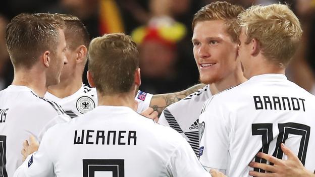 """Résultat de recherche d'images pour """"Northern Ireland 0:2 Germany"""""""