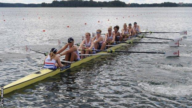 Great Britain will take 24 boast to the World Championships