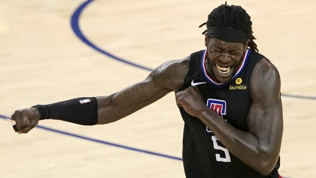 NBA play-offs: Los Angeles Clippers stun Golden State Warriors with record comeback thumbnail