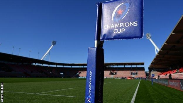 The Stade Ernest Wallon will now host the quarter-final encounter