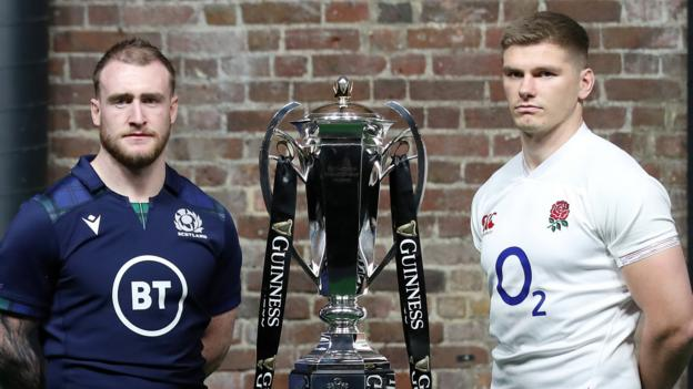 Scotland v England: 2020 Six Nations preview, team news & key stats thumbnail