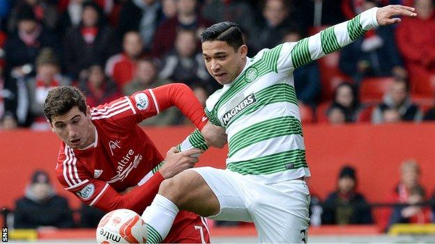 Kenny McLean and Emilio Izaguirre