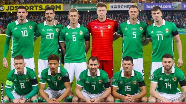 Northern Ireland XI to face Estonia