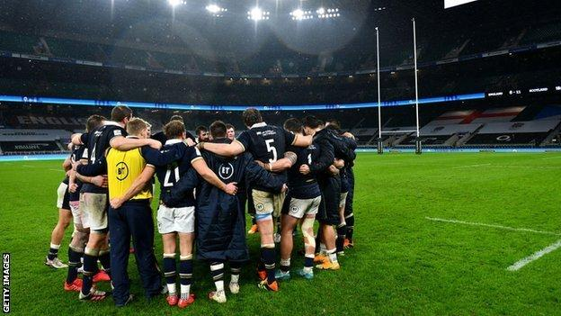 Plenty of Scotland players caught the eye after their win against England