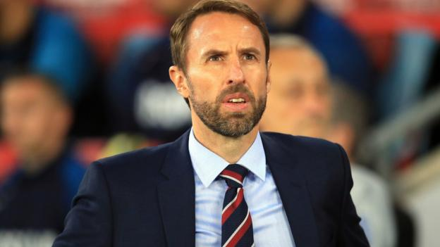 England have planned response to racism - Southgate