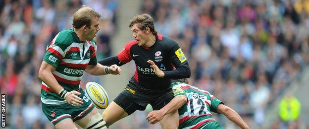 Tom Croft and Alex Goode
