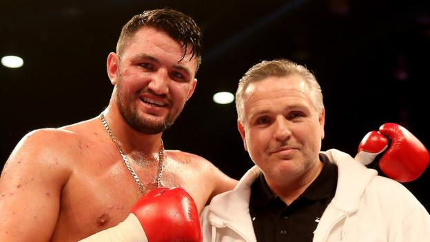 Hughie Fury: British heavyweight 'ready to fight anyone' after Chris Norrad win thumbnail