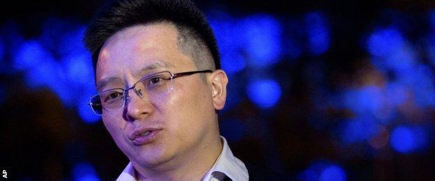 Dr Tony Xia