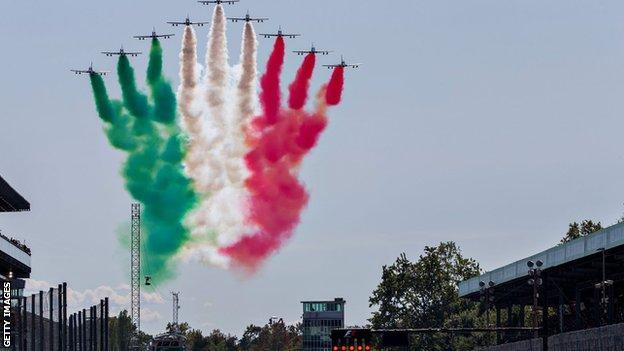 Italian flyover