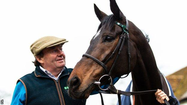 Nicky Henderson and Altior