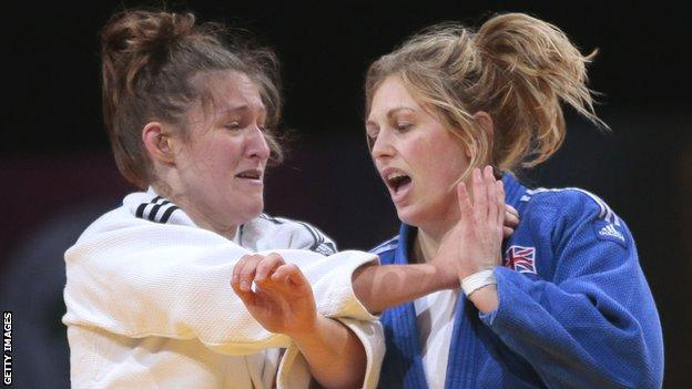 Natalie Powell (left) and Gemma Gibbons (right)