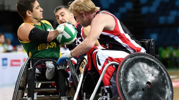 wheelchair rugby at the rio 2016 paralympics all you need to know