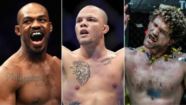 UFC 235: Jon Jones, Anthony Smith, Kamaru Usman, Ben Askren, Polyana Viana thumbnail
