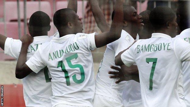 Nigeria Under-17s