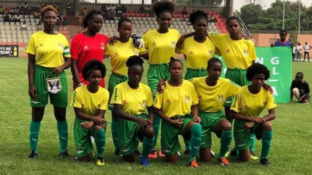 Sao Tome women's under-17 team