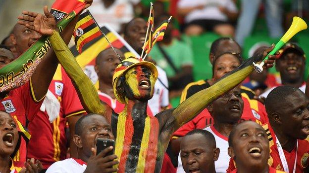Uganda will play at successive Nations Cups for the first time in over 40 years