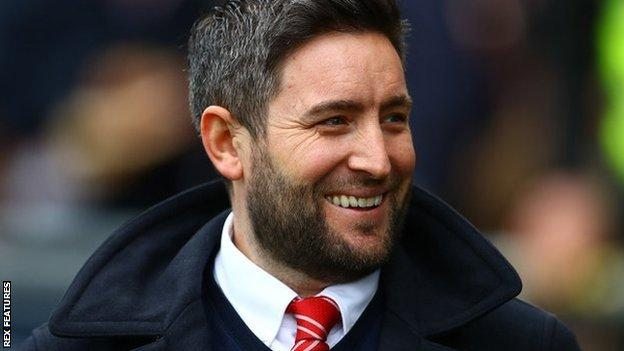 Lee Johnson has won 140, drawn 99 and lost 132 of his 371 games in charge of Oldham, Barnsley and Bristol City