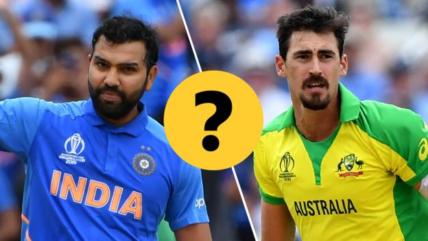 Cricket World Cup: Team of the tournament as voted for by BBC Sport