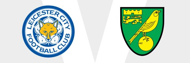 Leicester v Norwich