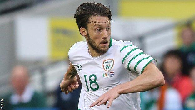 Harry Arter missed Euro 2016 because of injury