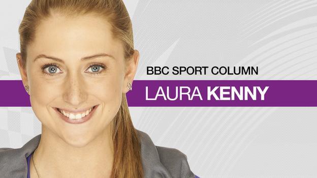 Laura Kenny