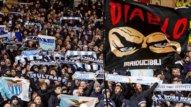 Lazio v Celtic: Fans face Rome alcohol curfew amid violence fears thumbnail
