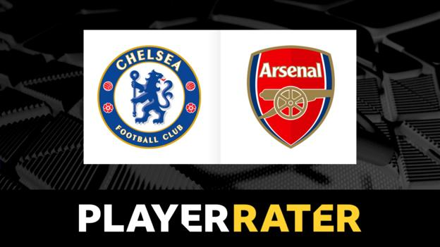 Chelsea v Arsenal - rate the players thumbnail