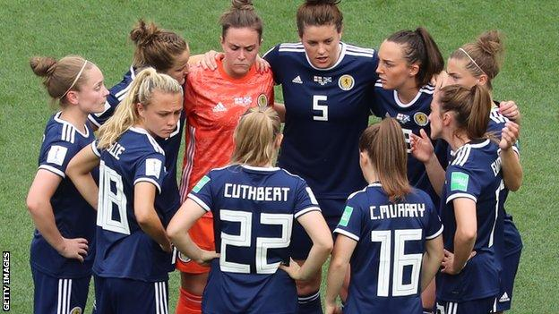 The Scottish FA has money to invest after the Women's World Cup