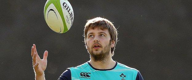 Ulster's Iain Henderson will hope to make an impact on the South Africa tour having missed the Six Nations through injury