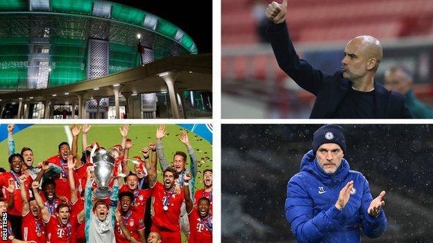 Puskas Arena, Pep Guardiola, Bayern Munich, Thomas Tuchel