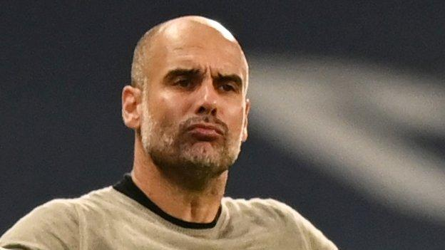 Champions League: Man City dismiss Real Madrid and head for Lisbon - bbc